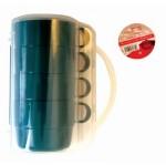 Megastore Camping Cups in Case