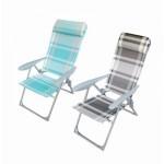 Megastore Textilene Reclining Chair