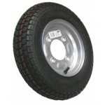"Maypole 350x8"" Spare Wheel and Tyre for Trailer MP711"