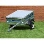 Maypole Flat Trailer Cover for MP712 Trailer (124 x 97 x 41cm)