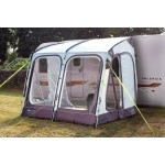 Outdoor Revolution Compactalite Pro Classic 250 Lightweight Awning - Ivory