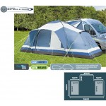 Outdoor Revolution Movelite XL Quattro Motorhome Awning