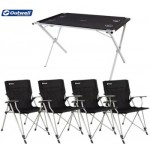 Outwell Goya Chairs (x4) with FREE Rupert Table - SPECIAL OFFER!