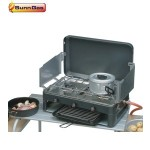 SunnGas Grillmaster Double Burner & Grill (SG1103)