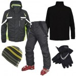 Trespass Beulah Men's Ski Wear Package