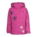 Trespass Candy Pop Girl's Ski Jacket - Bubblegum