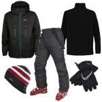 Trespass Classix Men's Ski Wear Package