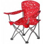 Vango Little Venice Kids Arm Chair - Red