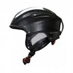 White Rock Vulcan Ski Helmet - Gloss Graphite