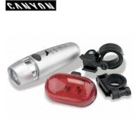 Canyon LED Bike Lighting Set (1415)