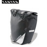 Canyon Prestige Single Pannier (8036BK)