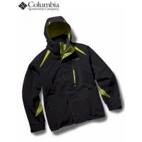 Columbia Black Ice II Men's Ski Jacket (SM4504)