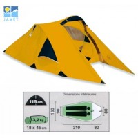 Jamet Aneto 4000 Mountain Tent - 2013