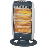 Kingavon 1200W Oscillating Halogen Heater