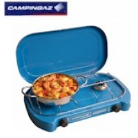 Campingaz Lagon Camping Stove With Lid