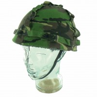 Pro-Force Kids Helmet with British DPM Cover
