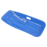 Manbi Flat Sledge - Blue