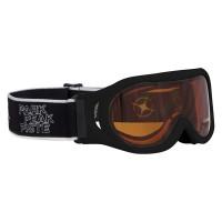 Manbi Whizz Junior Ski Goggles - Black