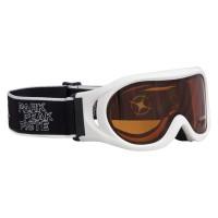 Manbi Whizz Junior Ski Goggles - White