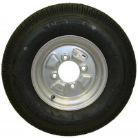 """Maypole 500x10"""" Spare Wheel and Tyre for Trailer MP715"""