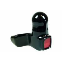 Maypole Black PVC High Reach Towball Cover
