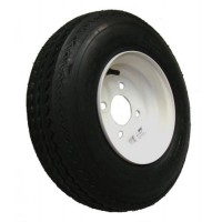 """Maypole 400x8"""" Spare Wheel and Tyre for Trailer MP712"""