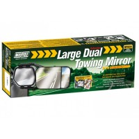 Maypole Large Towing Mirror (Single, Dual Glass)