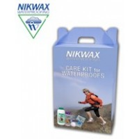 Nikwax Care Kit for Waterproof Clothing