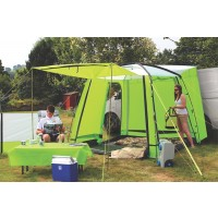Outdoor Revolution Cayman Motorhome Awning - Lime Green