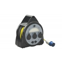Outwell Mobile Mains Unit 3-Way Roller