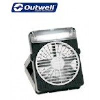 Outwell Lepus Fan and Lantern Combo