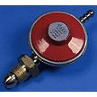 Propane Gas Regulator (Red)