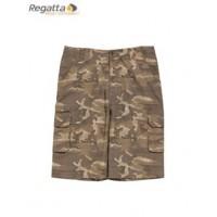Regatta Men's Camo Hot Day Shorts (RMJ026)