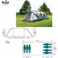 Royal Hampton 7 Tent (108058)