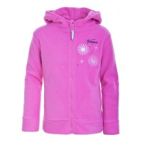 Trespass Rosebud Girl's Hooded Fleece
