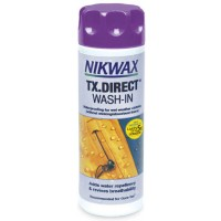 Nikwax TX Direct Wash-in Textile Waterproofing 300ml