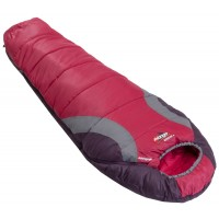 Vango Nitestar Junior Sleeping Bag - Raspberry