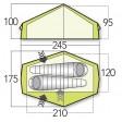 Force Ten Helium 200 Tent