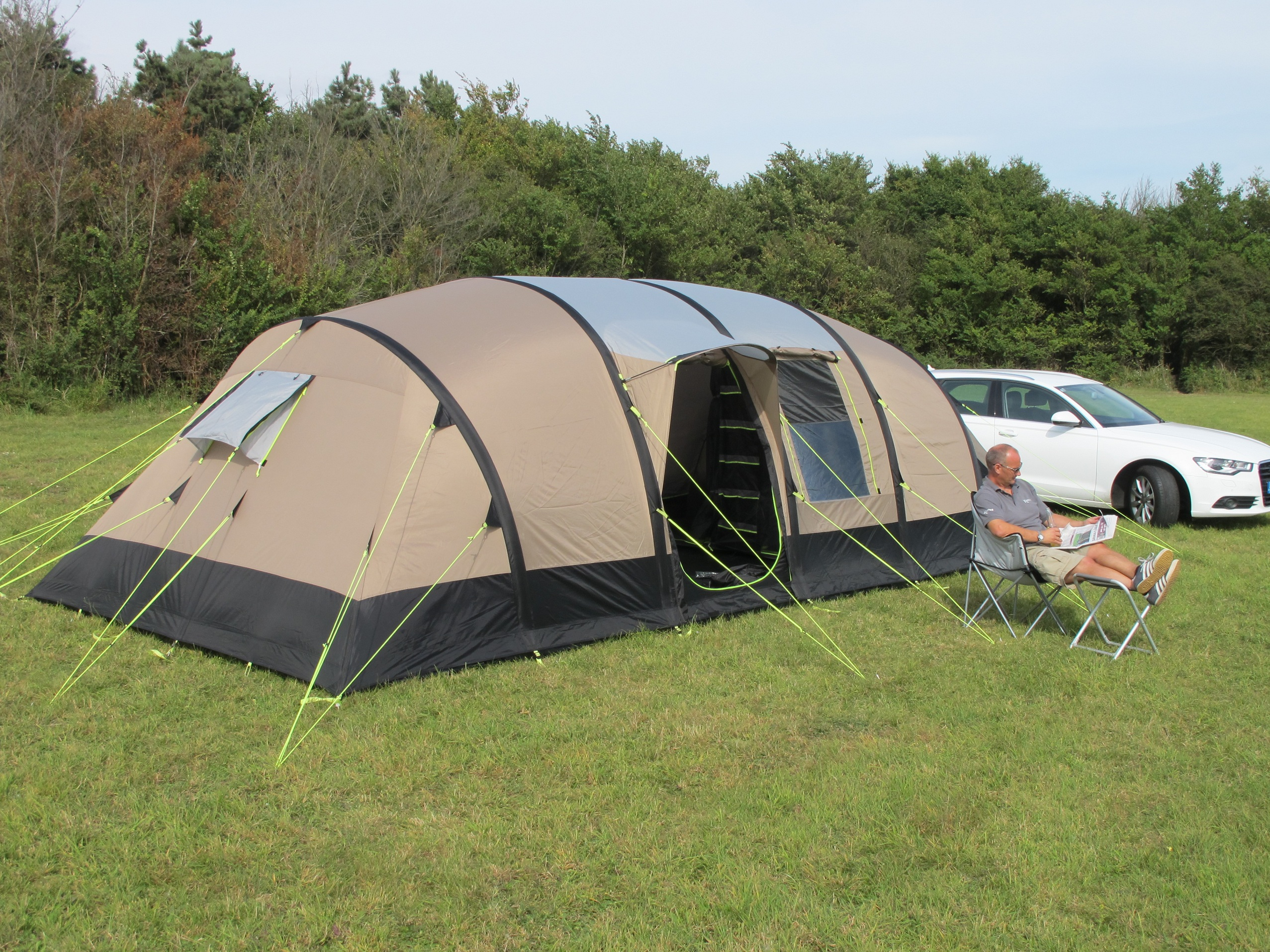 8 Man Tents Tents For 8 People Large Family Tents