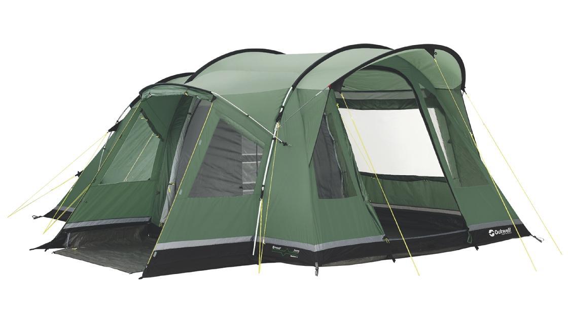 Outwell montana 4 tent for Montana tent company