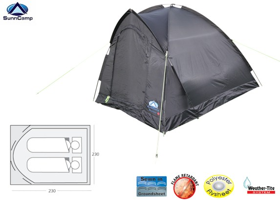 Product image of Sunnc& Blackout Festival Tent  sc 1 st  Interhike & Tents 2 Person Tents - Compare prices at Interhike