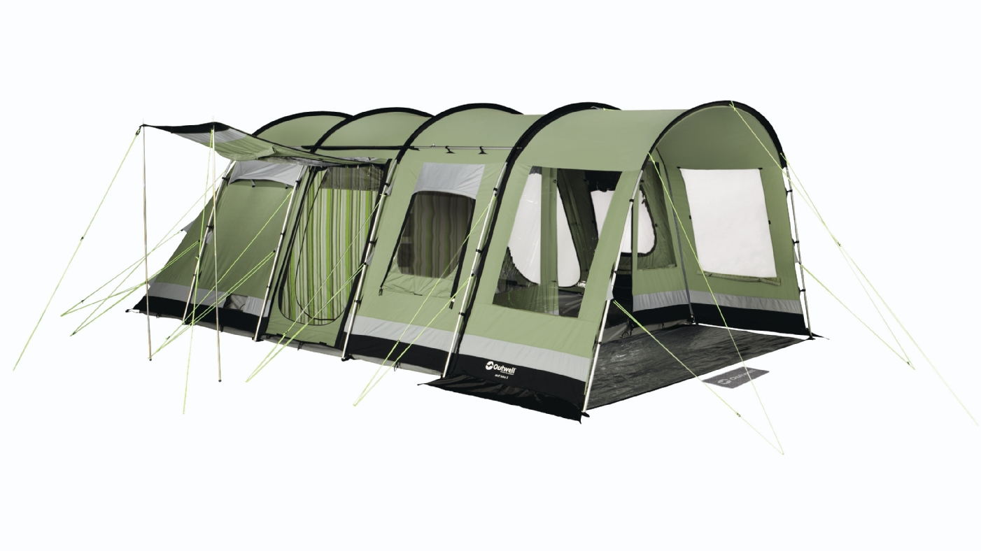 Zelt Outwell Wolf Lake 5 : Outwell wolf lake tent compare prices at interhike