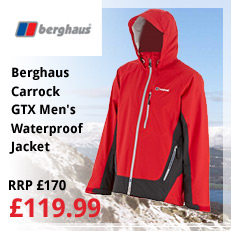 Berghaus Carrock GTX Men's Jacket