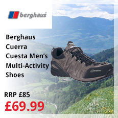 Berghaus Trail Shoe