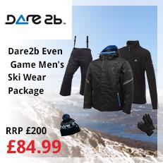 Dare2b Even Game Men's Ski Wear Package