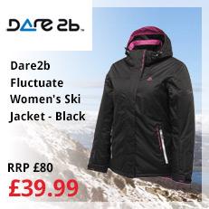 Dare2b Fluctuate Womens Ski Jacket