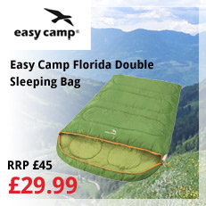 Easy Camp Florida Double Sleeping Bag