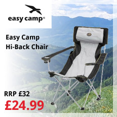 Easy Camphi Back Chair