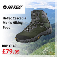 HiTec Cascadia Mens Hiking Boot