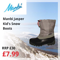 Mambi Snow Boots